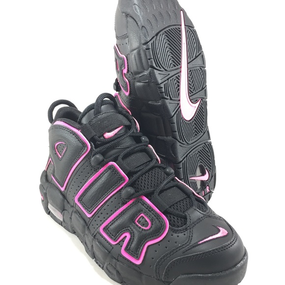 air max command youth gs schuhe weiß pink